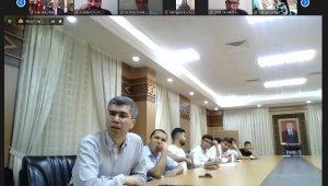 ATSO, seracılık tecrübesini Türkmenistan'a anlattı
