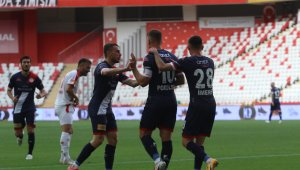 Süper Lig: FT Antalyaspor: 2 - Göztepe: 3