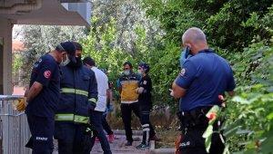 Apartmandan gelen gaz kokusu polis ve itfaiyeyi alarma geçirdi