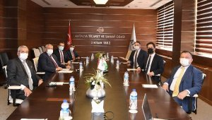 ATSO Başkanı Çetin: Macaristan'ın Antalya ilgisini artıralım