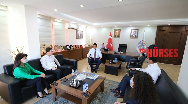 Batı Akdeniz'in başkanları bölgesel işbirliğini konuştu