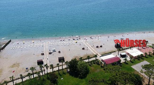 Kadınlar Plajı 14 Haziran'da kapılarını açıyor