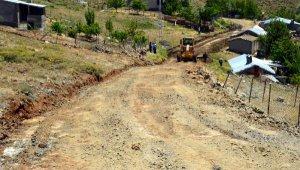 Manavgat Belediyesi'nden Hocalı Yaylası'na yol bakımı