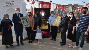 Şehit Teğmen Fikret Dinçer Parkı açıldı