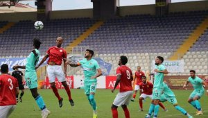 Antalyaspor hazırlık maçında Menemen'i 4-1 yendi