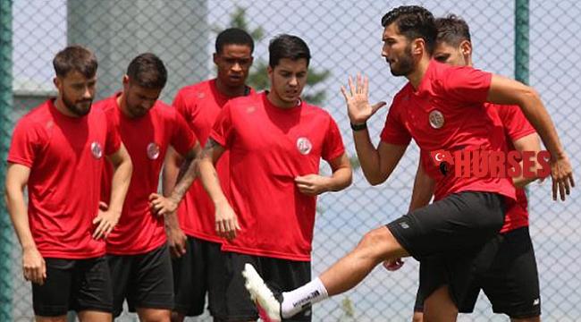 Antalyaspor, sezona evinde 'merhaba' diyecek