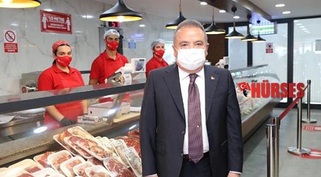 Halk Et, bugüne kadar 649 ton et sattı