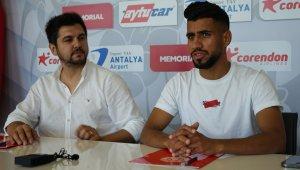 Houssam Eddine Ghacha, FTA Antalyaspor'da