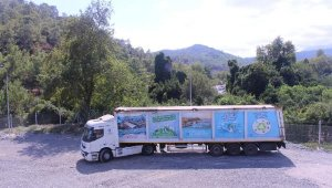 Kemer'den 9 günde 350 ton çöp transfer edildi