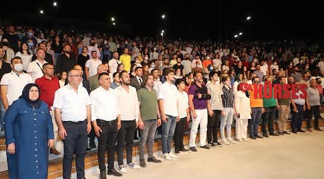 Korkuteli'de Kültür Sanat Festivali başladı