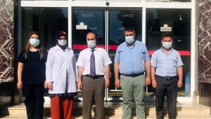Manavgat Devlet Hastanesi'nde yeni idari kadro