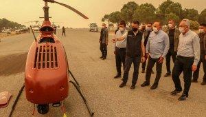 Manavgat'taki büyük yangında 2'nci gün; 1 ölü