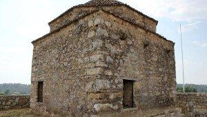 Tarihi caminin duvarlarında argo sözcükler