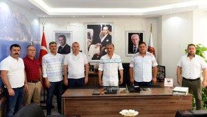 Başkan Uysal, ulaşım esnafıyla bir araya geldi