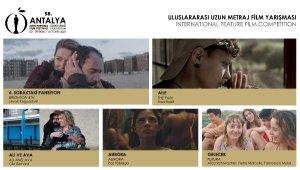 'Altın Portakal'da 'Uluslararası' heyecan başladı