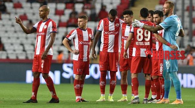 Antalyaspor galibiyet istiyor