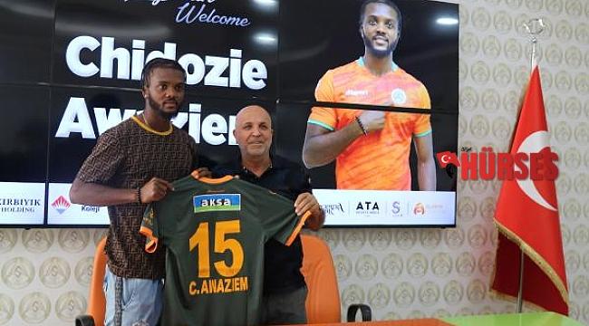Aytemiz Alanyaspor transfer sezonunu Awaziem'le kapattı