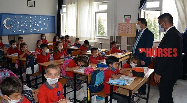 Korkuteli'de İlköğretim Haftası kutlandı