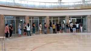Manavgat'ta kadınlar için başlatılan kurslara kayıtlar başladı