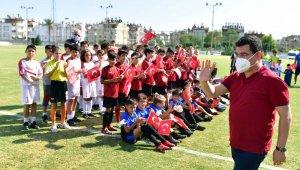 29 Ekim Cumhuriyet Kupası açılışı yapıldı