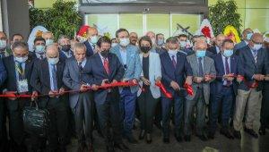 Antalya'da 'Yöresel Ürünler Fuarı' açıldı; 10 bine yakın ürün sergide