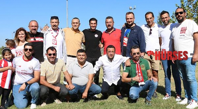 Antalyaspor kaynaşma yemeğinde bir araya geldi