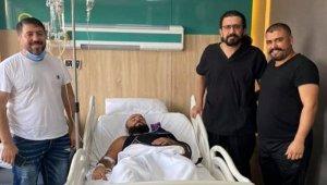 Başpehlivan Orhan Okulu, ameliyat oldu
