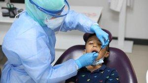 Diş Polikliniği büyük ilgi görüyor
