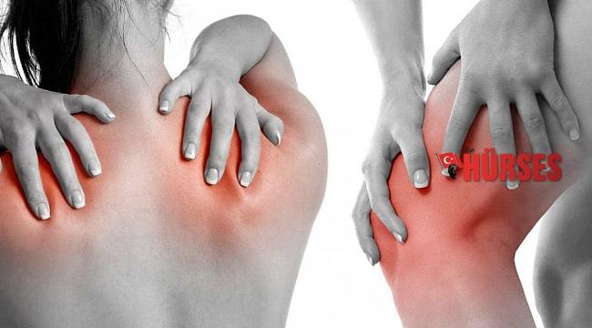 Eklemde ağrı ve şişlik artrit belirtisi olabilir