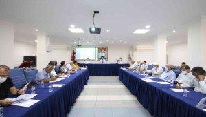 Kaş Belediyesinin 2022 yılı bütçesi 245 milyon 426 bin TL