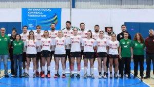 Korfbol Milli Takımı, bugün yarı final maçına çıkıyor