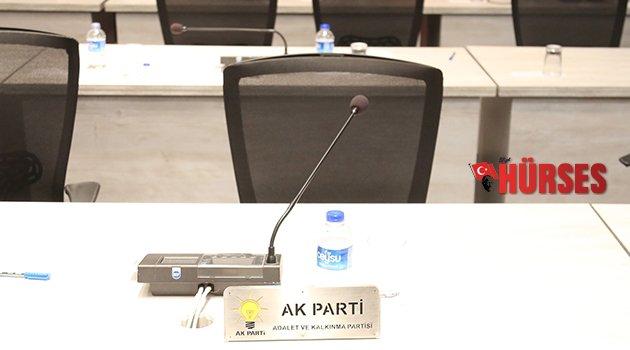 Ak Parti, Muratpaşa Meclisini terk etti