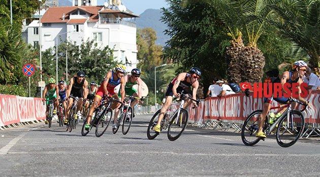 Alanya Triathlon'da kayıtlar başladı