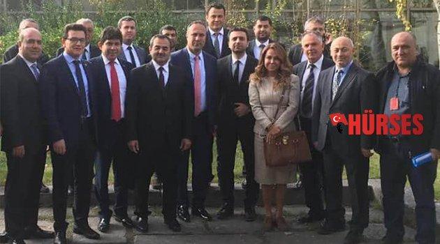 Ankara'ya akın var