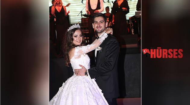 Antalya'da rüya gibi bir düğün