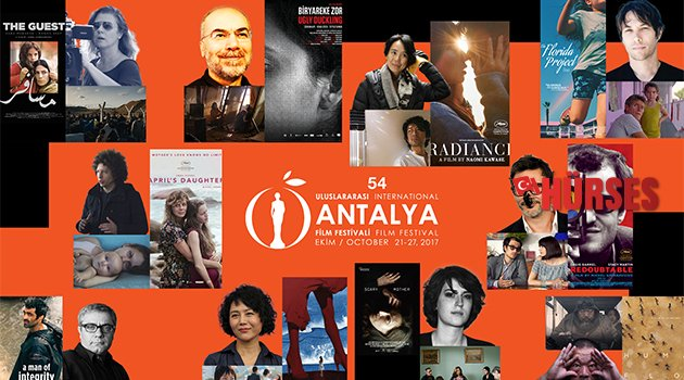 Antalya Film Festivali'nin Resmi Seçkisi açıklandı
