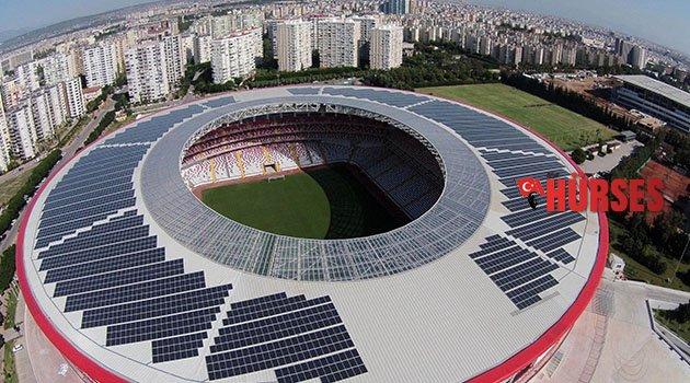 Antalya Stadyumu yenileniyor