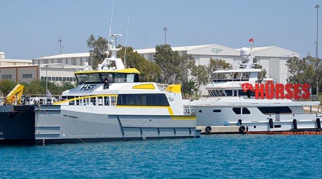 Antalya'dan süper yat ihracatı