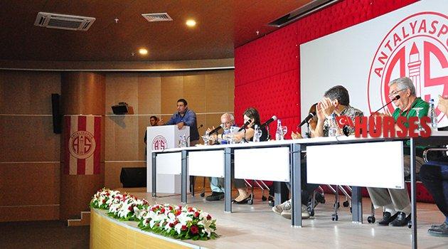 Antalyaspor'da tarihi gün