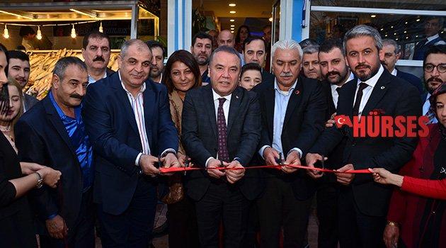 Antalya'ya yeni balık evi