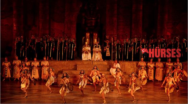 Aspendos Opera ve Bale Festivali sona erdi