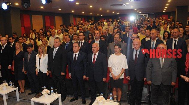 Bahçeşehir Koleji 101'inci Kampusu'nü açtı