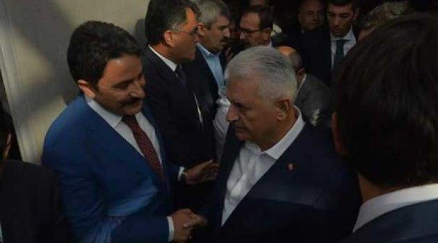Başbakan Yıldırım, belediye başkanları ile bir toplantı yaptı
