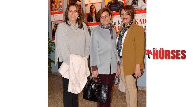 'Bu Kentte Kadın Var' sergisi açıldı