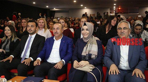 Çavuşoğlu: Müdahale, rejime yönelikti