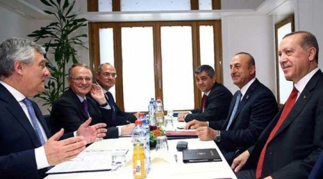Çavuşoğlu: Türkiye, AB ile diyaloğa hazır