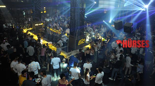 Eğlence dozu Club Ceila'da arttı