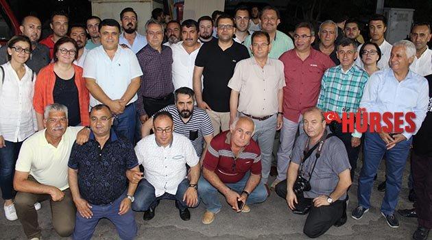 EKDAĞ Konyaaltı Sosyal Tesisi hizmete açıldı