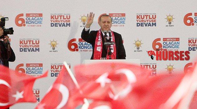 Erdoğan: EXPO hedeflerin  gerisinde kaldı