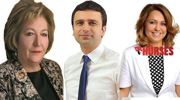 Erdoğan'ın 'A' Takımına iki isim